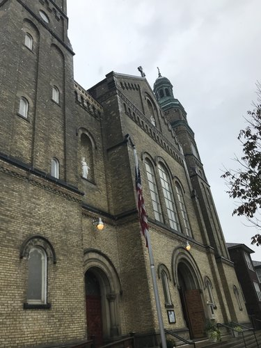 St. Mary of Perpetual Help Exterior