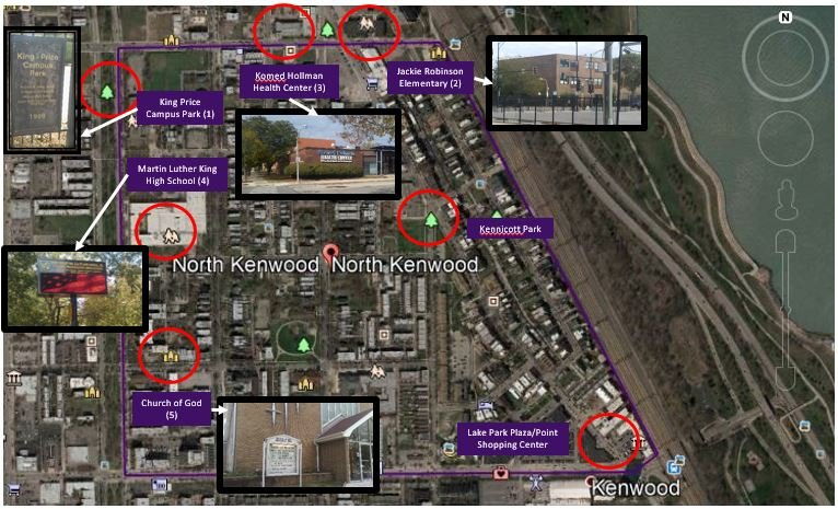 Diagram 1: North Kenwood Community Centers.JPG