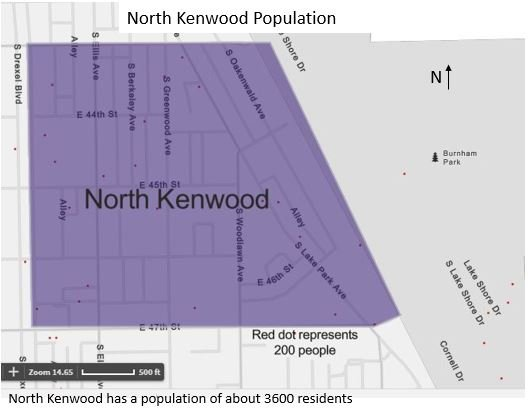 Map 1: North Kenwood Population.JPG