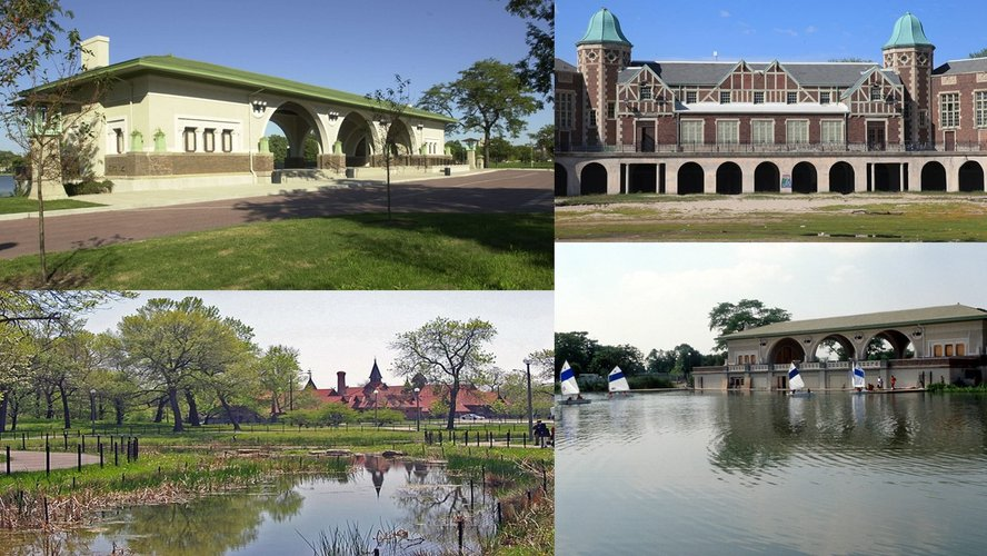 Humboldt Park Center Landmarks