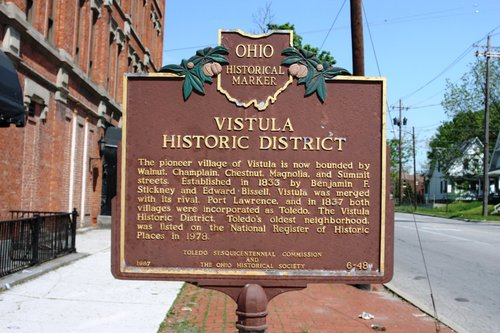 Historical Sign Example